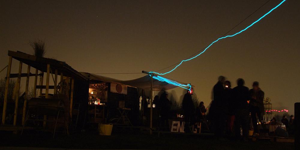 Pilot Publishing, Energy Cafe, 2008-11. Photograph: Nina Pope